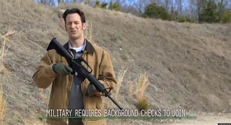What Is A Universal Background Check Veterans Call For Universal Background Checks In New Ad Huffpost Uk