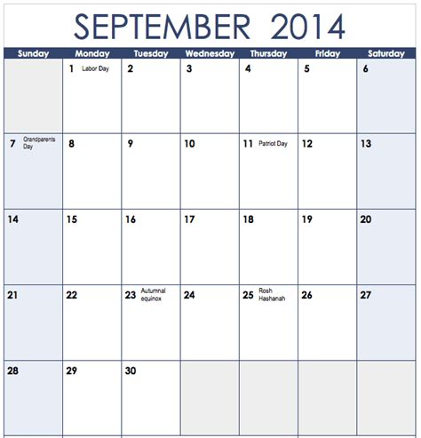 monthly calendar templates 2014 vertical monthly calendar template