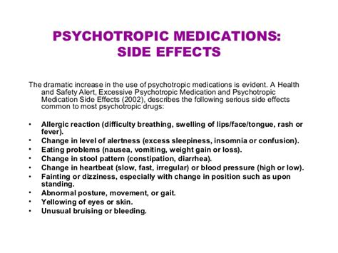 Side Effects Of Detox Medication by Moises Asis Cmacc 2009 Apitherapy For Mental Disorders And