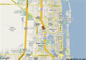 map of west palm florida map of residence inn by marriott west palm west