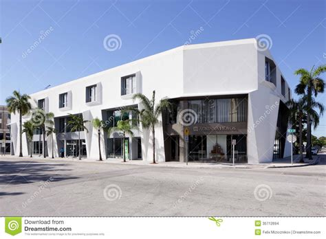 Adriana Hoyos Furniture Store Editorial Stock Image Design District Miami Furniture Stores 2