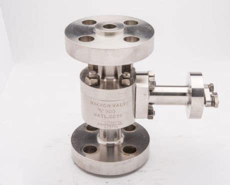 metal seated valve manufacturers metal seated valves mikron valve manufacturer