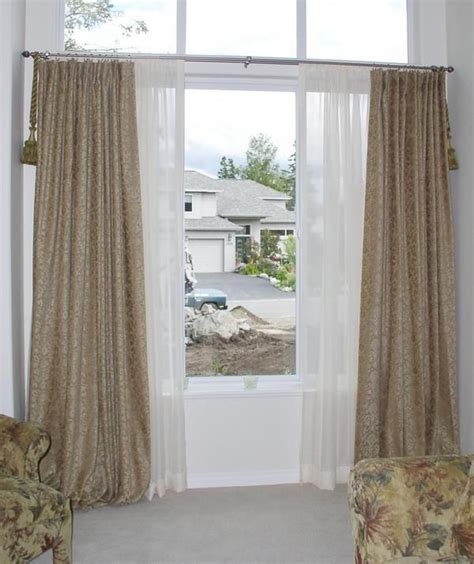 layered drapes 26 best images about natural bedroom on pinterest
