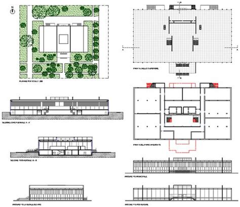 crown hall floor plan crown hall iit chicago proyectos que intentar