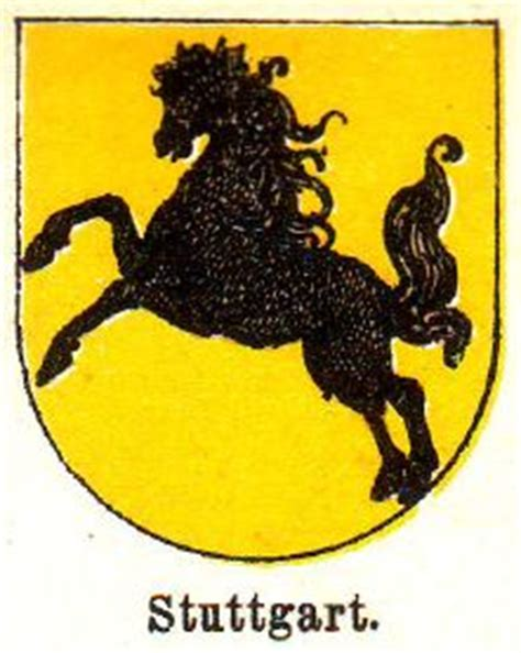 stuttgart coat of arms stuttgart wappen stuttgart coat of arms crest of