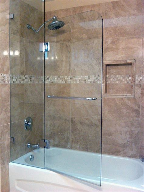 bathtub enclosures calgary tub enclosures cascade glass