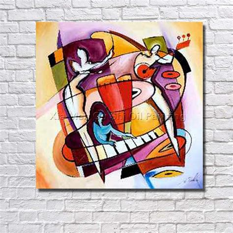 Handmade Songs Free - free shipping painting handmade abstract