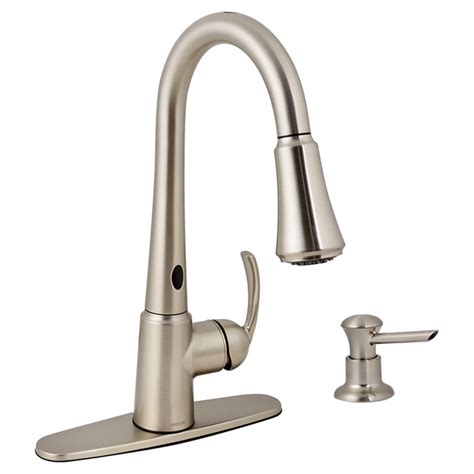 rona kitchen faucets quot delaney quot 1 handle kitchen faucet rona
