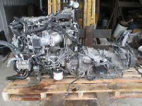 Isuzu Truck Engines 2012 Isuzu Turbo Diesel Engine Model 4hk1tc Npr Nqr Box