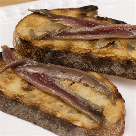 Anchovy Fillet In 700gr Anchovies 1 anchovies cantabrian anchovy fillets donostia foods