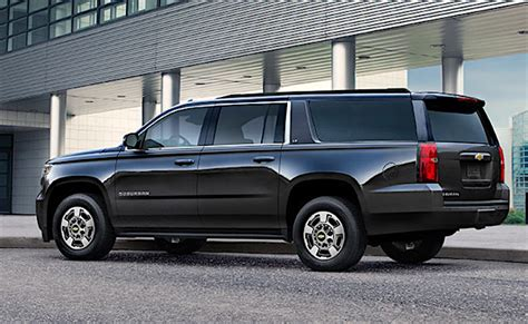 Chevrolet Suburban 2020 by 2020 Chevy Suburban Redesign Engine And Price