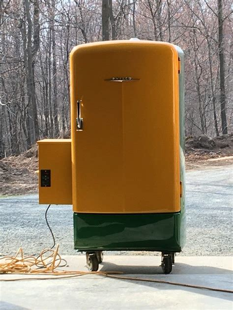 Kitchen Cabinet Guide turn an old fridge into a smoker diy projects for everyone