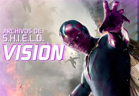 Raglan Aou 04 Age Of Ultron Marvel Ordinal Apparel archivos de s h i e l d vision cine premiere