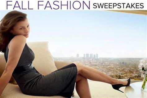O Magazine Sweepstakes - o magazine fall fashion sweepstakes sweepstakesbible