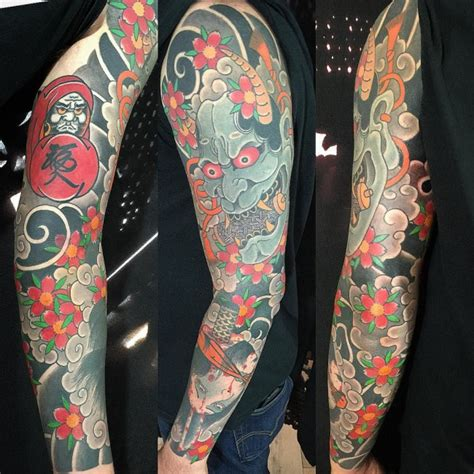 traditional japanese tattoo sleeve 50 spiritual traditional japanese style meanings