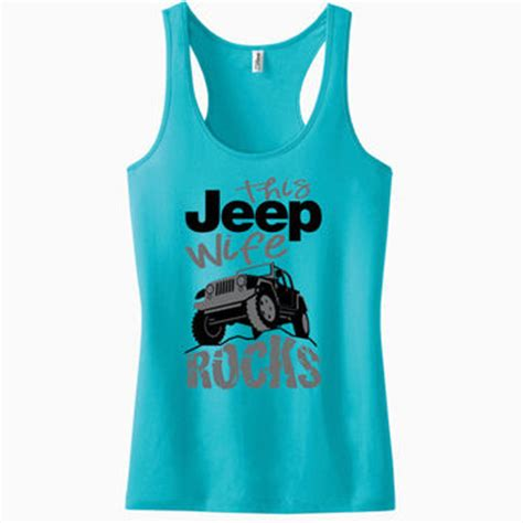 Jeep Tank Top I Traded Ken For Gi Joe T Shirt From Adspecial On Etsy