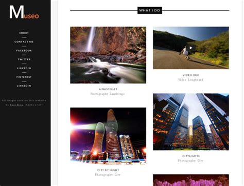 themes for tumblr portfolio showcase of best minimal portfolio tumblr themes designbeep