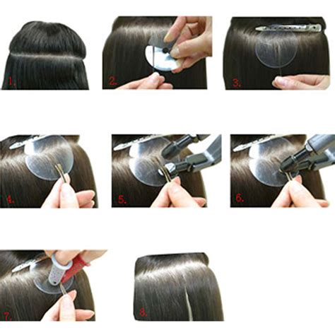 how to do glue hair extensions on grown pixie 16 quot 100s keratin pre bonded nail u tip glue 100 remy real