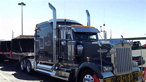 W900 Studio Sleeper by 2015 Kenworth W900 Studio Sleeper Car Interior Design