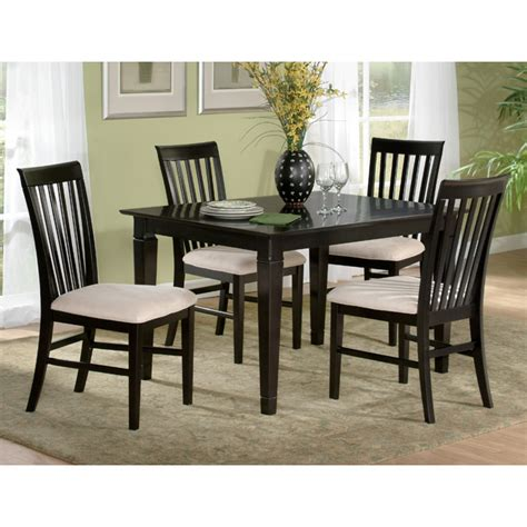 Dining Room Table 36 X 48 Deco 48 X 36 Solid Top Dining Table W Tapered Legs Dcg