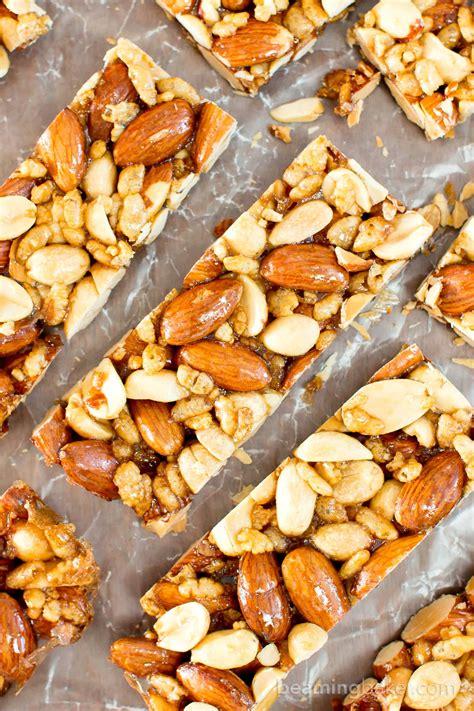 Sugar Nut 15 easy healthy gluten free vegan snack recipes beaming baker