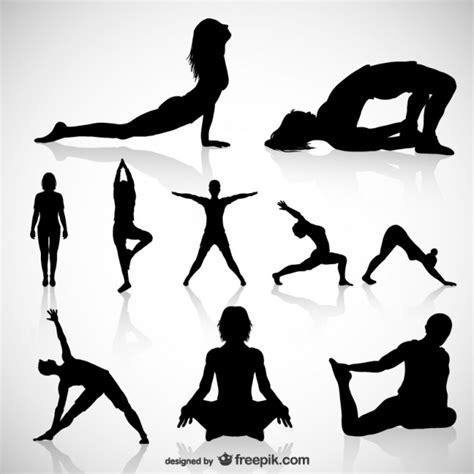 imagenes yoga vector meditacion fotos y vectores gratis