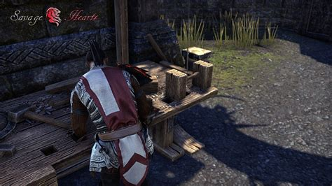 woodworking eso crafting archives savage hearts eso