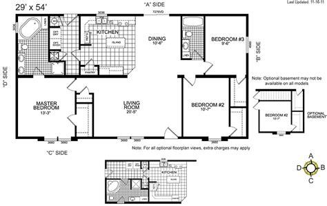 Redman Manufactured Homes Floor Plans by Mobile Home Floor Plans Redman House Design Ideas