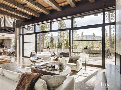 bbc home design inspiration a contemporary woodland truckee retreat near lake tahoe
