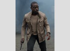The Predator Government Agent Sterling K. Brown Jacket Leather Jackets For Women Light Brown