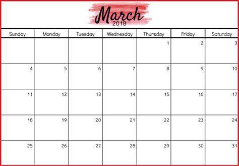 desktop calendar template march 2018 desktop calendar calendar 2018