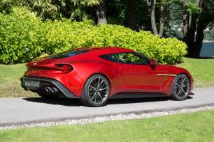 Aston Martin Vanquish Zagato Aston Martin To Produce Stunning Vanquish Zagato