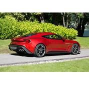 Aston Martin Vanquish Zagato Concept 2016