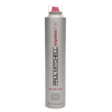 paul holden md paul mitchell hold me tight hair spray 11 oz jet
