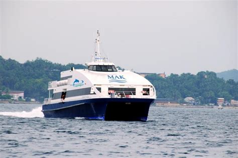 makruzz booking cruise for port blair to havelock
