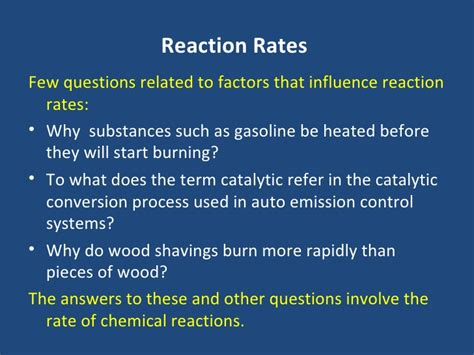 tutorial questions on rate of reaction lecture 2 by muhammad fahad ansari 12 ieem 14