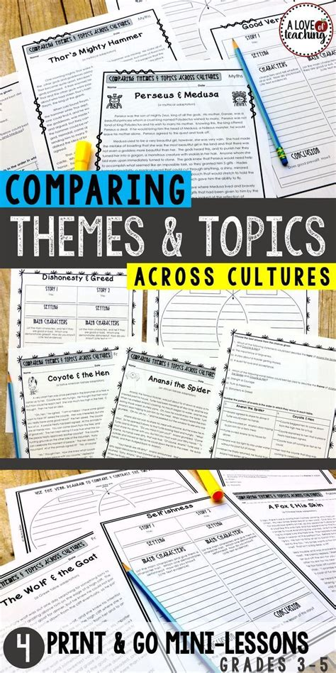 themes in traditional literature m 225 s de 25 ideas incre 237 bles sobre traditional literature en