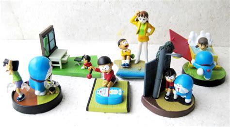 Jual Figure Doraemon by Jual Doraemon Diorama Trading Figure Jual Figure