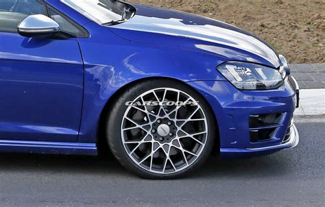volkswagen supercar spied vw nears supercar territory with golf r400 hyper
