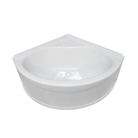 corner soaking bathtubs lyons sea wave v corner soaking bathtub at menards 174