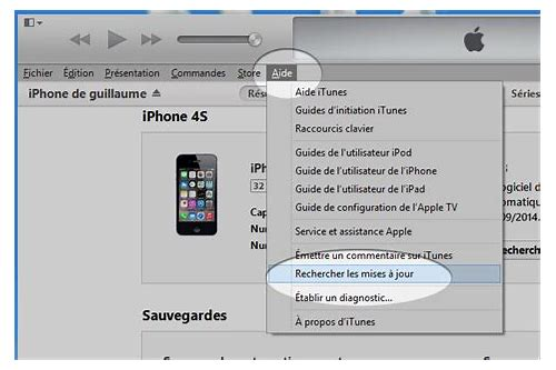 derniere version du telecharger de ios