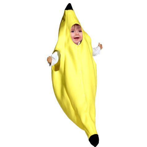 banana costume cheap banana baby infant costume at go4costumes