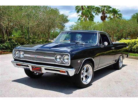 1965 el camino 1965 chevrolet el camino for sale classiccars cc