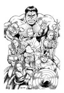 marvel coloring books 30 wonderful coloring pages for your toddler