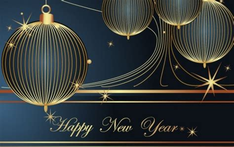 new year elements vector free happy new year vector decoration element vector free