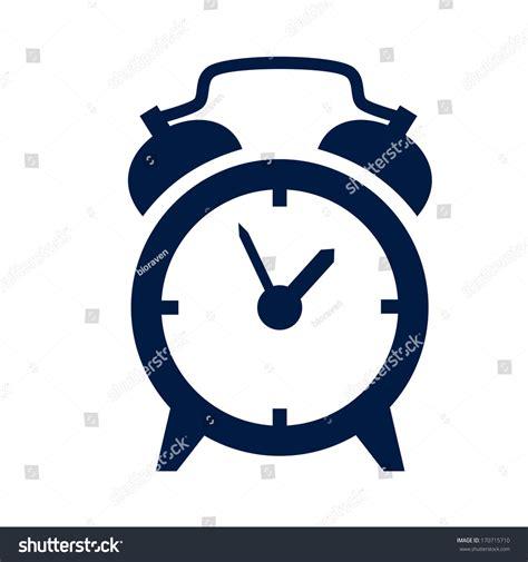 Alarm Vector alarm clock icon stock vector 170715710