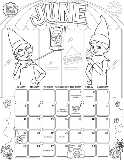 elf on the shelf pet coloring pages 97 best scout elf craft corner images on pinterest craft
