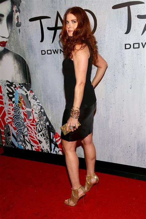 Style Debra Messing Fabsugar Want Need by Debra Messing Photos Photos Tao Downtown Grand Opening
