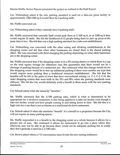 Planning Staff Report Template Dublin Ca March 9th Planning Commission Meeting Minutes