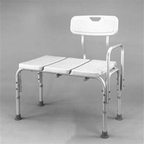 invacare tub transfer bench invacare blow molded transfer bench on sale with
